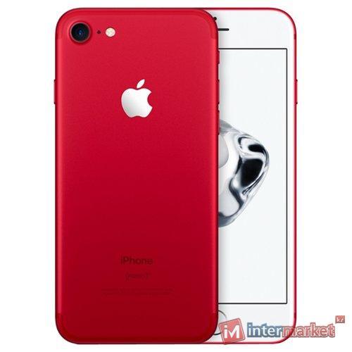 Смартфон Apple iPhone 7 128Gb, Red