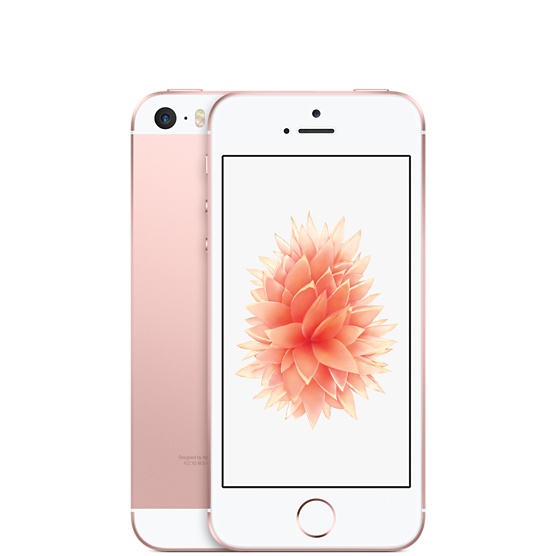 Смартфон Apple iPhone SE 16Gb, Rose Gold