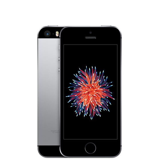 Смартфон Apple iPhone SE 64 GB Space Gray