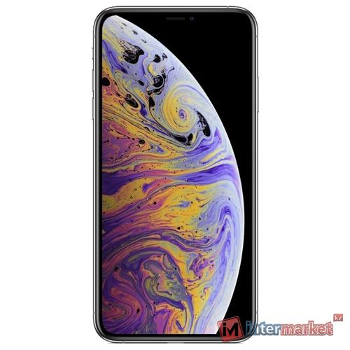 Смартфон Apple iPhone Xs Max Dual Sim 512GB Silver