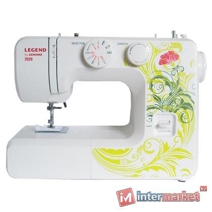 Швейная машина JanomeLegend 2520
