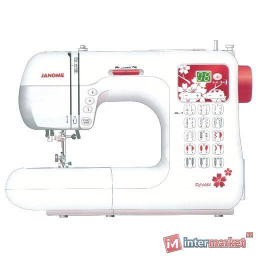 Компьютерная швейная машина Janome DC-4050