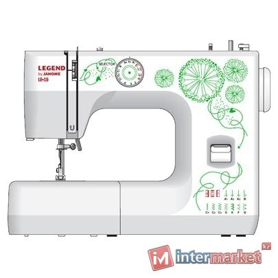 Швейная машина JanomeLegend LE-15