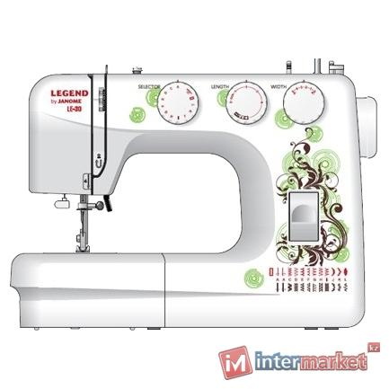 Швейная машина JanomeLegend LE-30