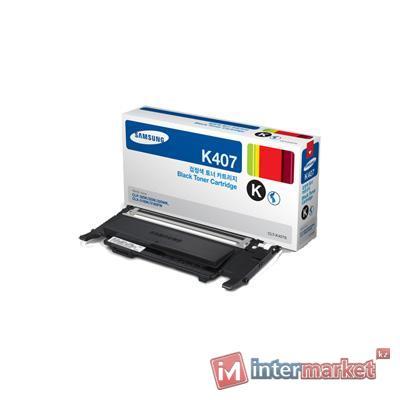 Картридж Samsung CLT-K407S Magenta