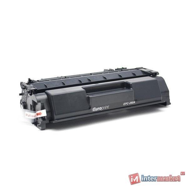 Лазерный картридж Europrint EPC-280A, Black