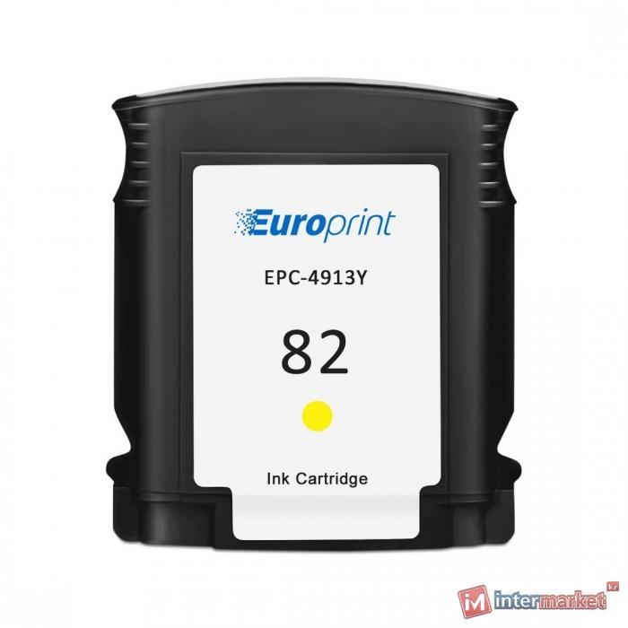 Картридж Europrint EPC-4913Y