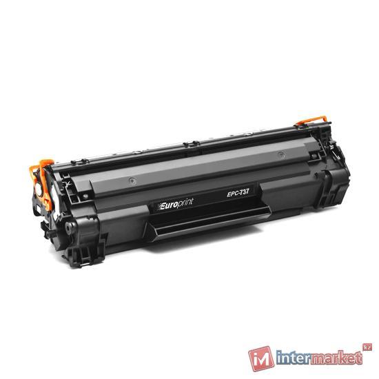 Картридж, Europrint, EPC-737, Для принтеров Canon