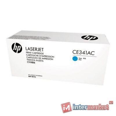 Картридж HP 651A Cyan Contract LJ Toner Cartridge, CE341AC