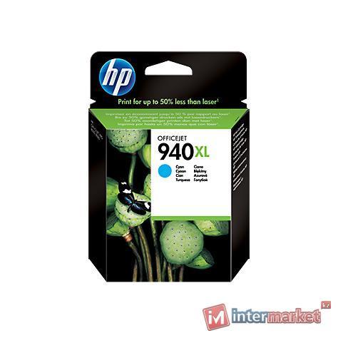 Картридж HP C4907AE (Cyan)