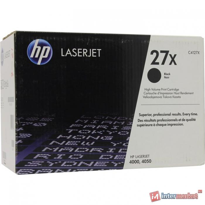 Оригинальный картридж HP C4127X