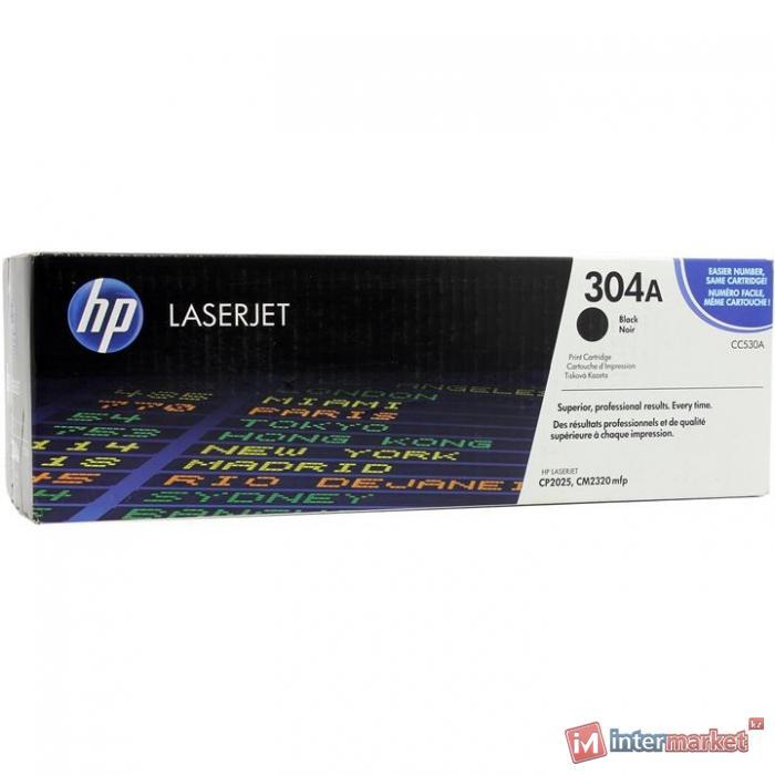 Оригинальный картридж HP CC530A
