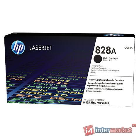 Картридж HP CF358A Dram, Black
