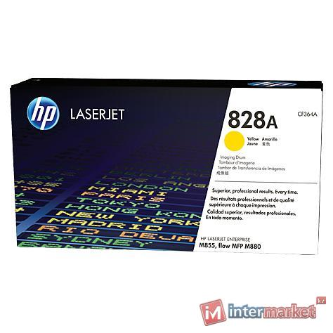Картридж HP CF364A Dram, Yellow
