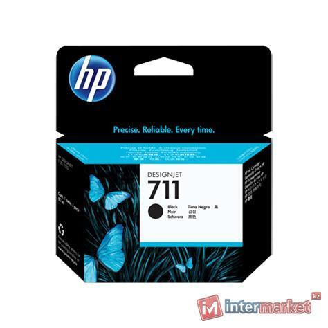 Картридж HP 711 (CZ133A), Black