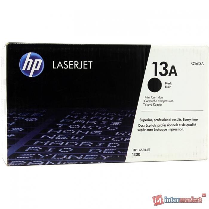 Оригинальный картридж HP Q2613A