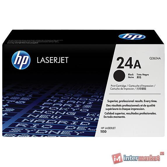 Картридж HP Q2624A - Black