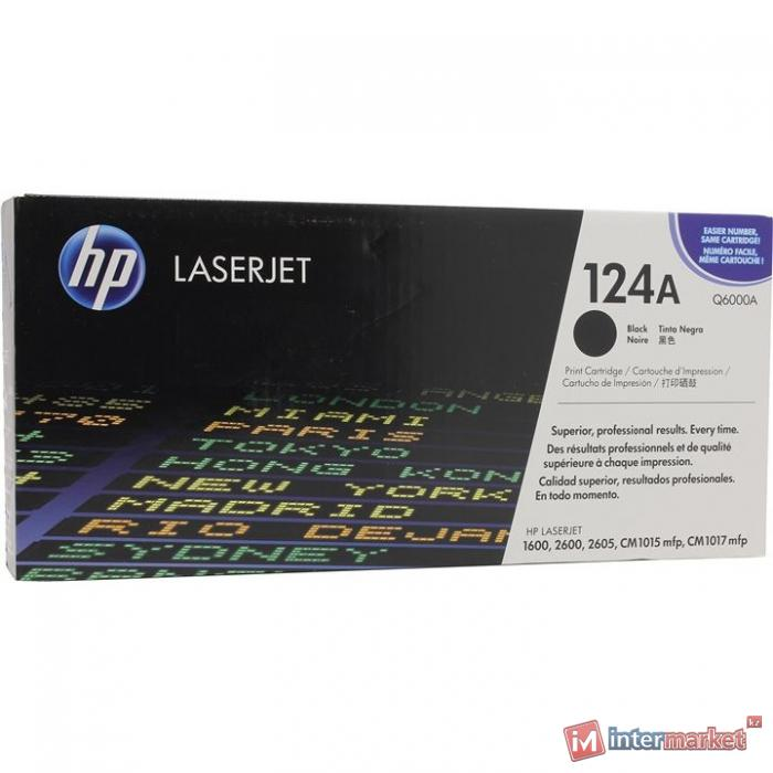 Оригинальный картридж HP Q6000A
