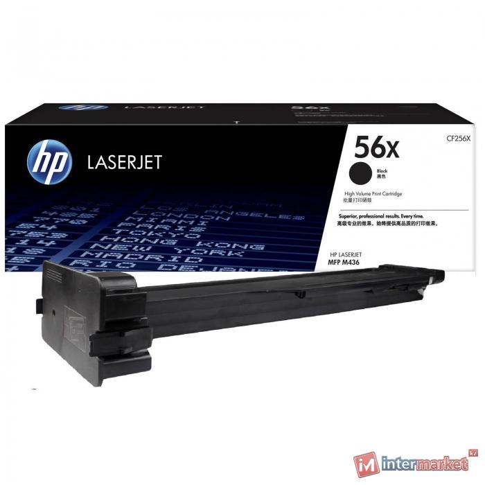 Картридж лазерный HP CF256X, 56X