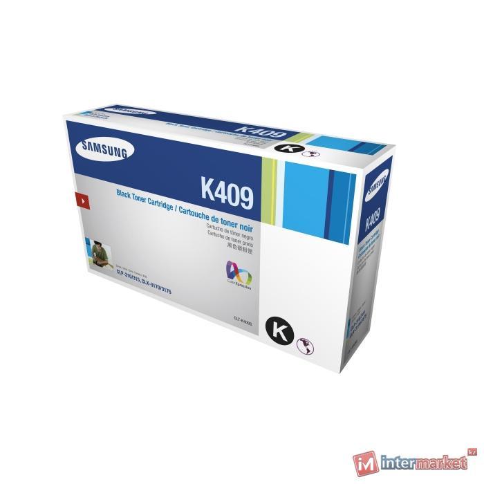 Картридж Samsung CLT-K409S/SEE