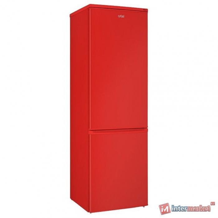 Холодильник Artel HD 345 RN (красный)