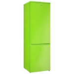 Холодильник Artel HD 345 RN (зеленый)