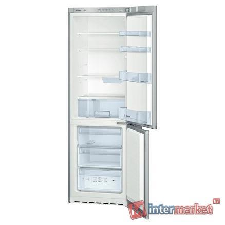 Холодильник Bosch KGV-36VL13U, Серебристый