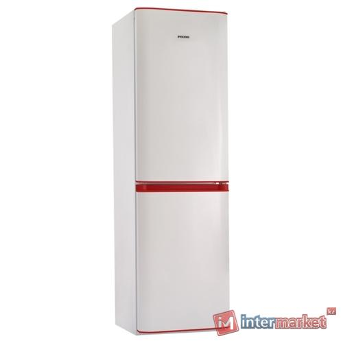Холодильник Pozis RK FNF-170 белый с рубиновыми накладками
