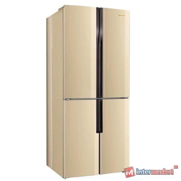 Холодильник Side by Side Dauscher DRF-52FD5916BEJ
