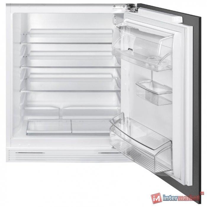 Встраиваемый холодильник smeg UD7140LS