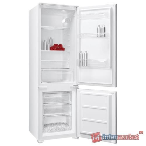 Холодильник встраиваемый Zigmund Shtain BR-03.1772SX, Белый