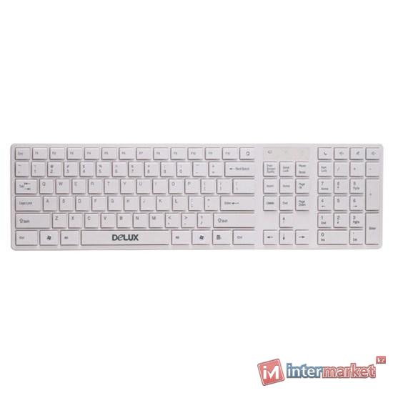 Клавиатура Delux DLK-1000UW