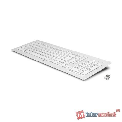 Клавиатура HP K5510, Wireless, White