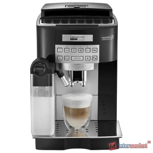 Кофемашина DeLonghi ECAM 22.360.B, черный