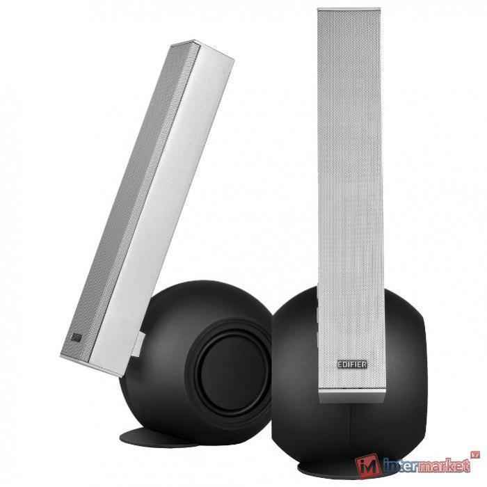 Колонки Edifier Exclaim e10, Grey-Black
