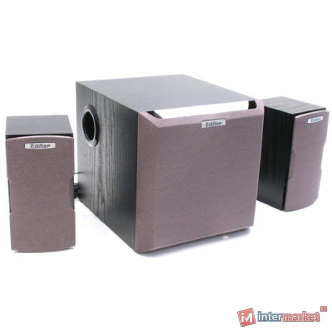 Колонки Edifier X400, Silver