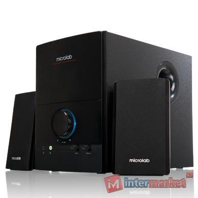 Акустическая система Microlab M-500 (2.1) - Black