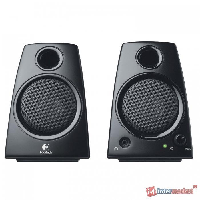 Колонки Logitech Z130 2.0 Speaker black