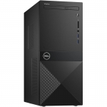 Компьютер Dell Vostro 3670 (MT /Intel Core i3 8100 3,6 GHz/4 Gb /1000 Gb/DVD+/-RW /Graphics UHD630 256 Mb /ATX 290W /Linux 16.04 /Dell Wireless 1707 Card (802.11bgn + Bluetooth 4.0, 1x1))