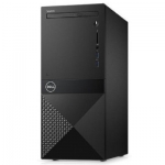 Компьютер Dell Vostro 3670 (MT /Intel Core i5 8400 2,8 GHz/4 Gb /1000 Gb/DVD+/-RW /Graphics UHD630 256 Mb /ATX 290W /Windows 10 Pro 64 Русская /WiFi+BT)