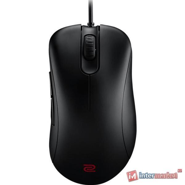 Компьютерная мышь, ZOWIE, EC1, 9H.N24BB.A2E, DPI 400 / 800 / 1600 / 3200, USB 2.0 / 3.0 Plug Play, 5 кнопок,125 / 500 / 1000 Гц Частота опроса, Эргономичный Дизайн, черный