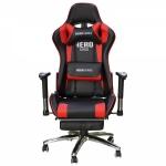 Кресло игровое Zeta 102 (ВИ), красно-черный