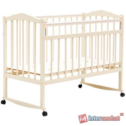 Кровать детская Bambini Классик M 01.10.09 Слоновая кость