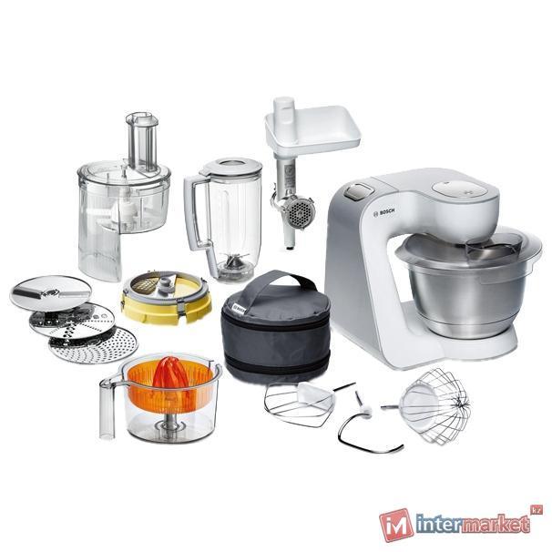 Кухонный комбайн Bosch MUM 54251, Silver