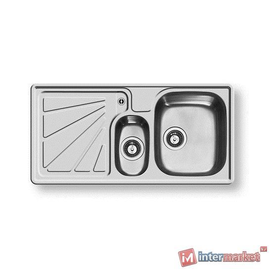 Кухонная мойка PYRAMIS DIMITRA RH 18/10 SMOOTH