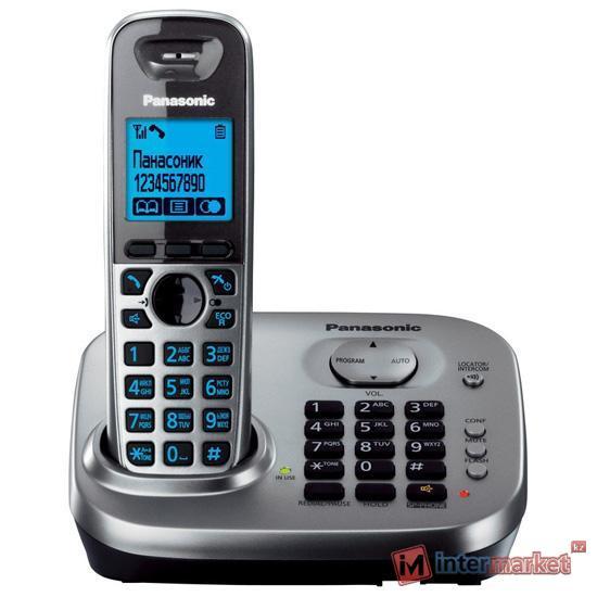 Радиотелефон Panasonic Dect KX-TG6551CAM