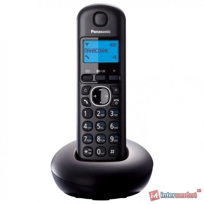 Радиотелефон PanasonicKX-TGB210CAB (Черный)