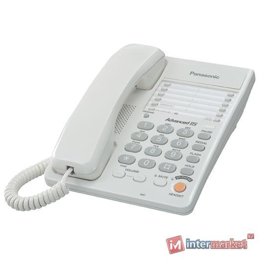 Телефон Panasonic KX-TS2363CAW