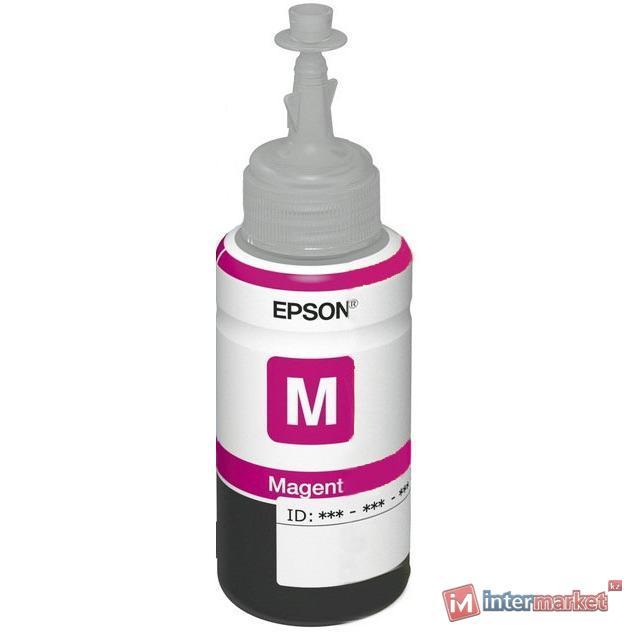 Контейнер для чернил Epson L800 Magenta (C13T67334A)