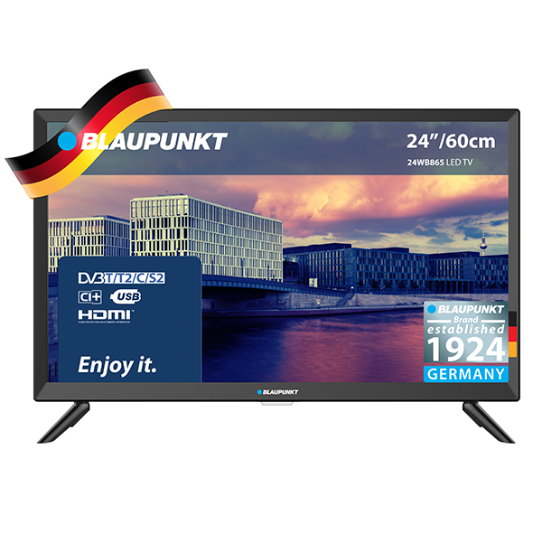 LED телевизор TV Blaupunkt 24WB865